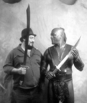Sword and Sorcery movie reviews  Vicandjohn