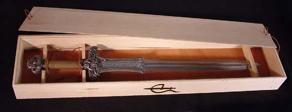 FilmSwords com - Conan the Barbarian Atlantean Sword